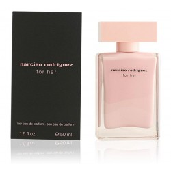Narciso Rodriguez For Her Damenparfüm Eau de Parfum EDP Vapo 50 ml
