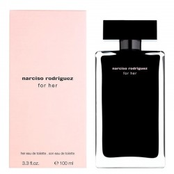 Narciso Rodriguez For Her Damenparfüm Eau de Toilette EDT Vapo 100 ml