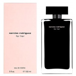 Narciso Rodriguez For Her Damenparfüm Eau de Toilette EDT Vapo 150 ml