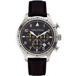 Nautica Herrenuhr BFD 105 A16577G Chronograph