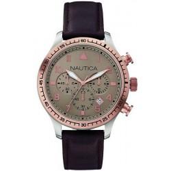 Kaufen Sie Nautica Herrenuhr BFD 105 A17656G Chronograph