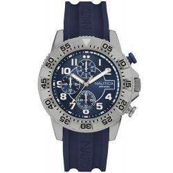 Nautica Herrenuhr NSR 104 NAI16512G Chronograph