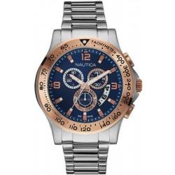 Nautica Herrenuhr NST 600 NAI22503G Chronograph