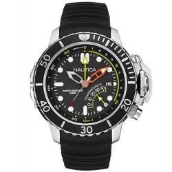 Nautica Herrenuhr NMX Diver NAI47500G Multifunktions
