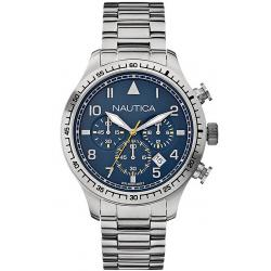 Nautica Herrenuhr BFD 105 A18713G Chronograph