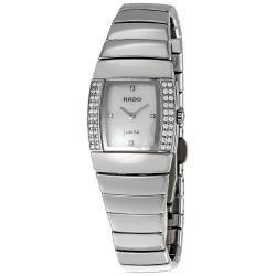 Kaufen Sie Rado Damenuhr Sintra Jubilé Quartz R13578902 Keramik Diamanten