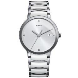 Kaufen Sie Rado Herrenuhr Centrix Diamonds L Quartz R30927722 Keramik Diamanten