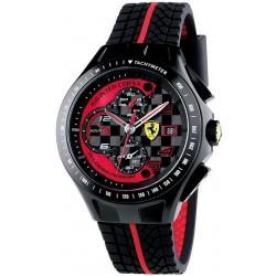 Kaufen Sie Scuderia Ferrari Herrenuhr Race Day Chrono 0830077