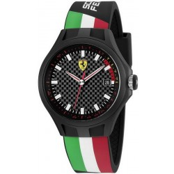 Scuderia Ferrari Herrenuhr Pit Crew 0830131