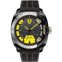 Kaufen Sie Scuderia Ferrari Herrenuhr Aerodinamico 0830204
