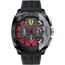 Kaufen Sie Scuderia Ferrari Herrenuhr Aerodinamico Chrono 0830205
