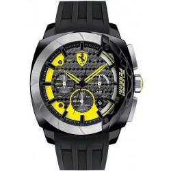 Scuderia Ferrari Herrenuhr Aerodinamico Chrono 0830206