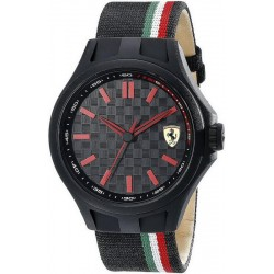 Scuderia Ferrari Herrenuhr Pit Crew 0830215