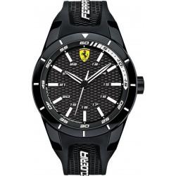 Scuderia Ferrari Herrenuhr Red Rev 0830249