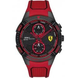 Kaufen Sie Scuderia Ferrari Herrenuhr Apex FER0830639 Multifunktions
