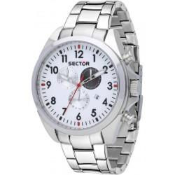 Sector Herrenuhr 180 R3273690010 Quartz Chronograph