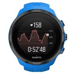 Suunto Spartan Sport Wrist HR Blue Herrenuhr SS022663000