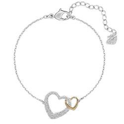 Kaufen Sie Swarovski Damenarmband Dear 5156812 Herz