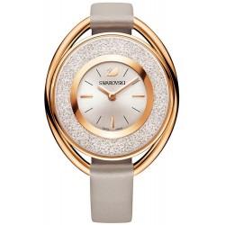 Swarovski Damenuhr Crystalline Oval Rose Gold Tone 5158544