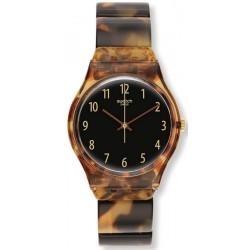 Kaufen Sie Swatch Damenuhr Gent Ecaille S GC113B