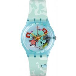 Kaufen Sie Swatch Damenuhr Gent Piscina GL121