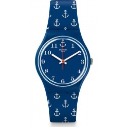 Kaufen Sie Swatch Unisexuhr Gent Anchor Baby GN247