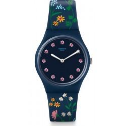 Kaufen Sie Swatch Damenuhr Gent Flower Carpet GN256
