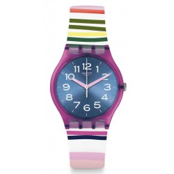 Swatch Damenuhr Gent Funny Lines GP153