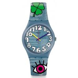 Kaufen Sie Swatch Damenuhr Gent Tacoon GS155