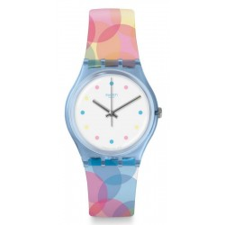 Swatch Damenuhr Gent Bordujas GS159