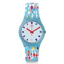 Kaufen Sie Swatch Damenuhr Gent Prikket GS401
