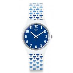Kaufen Sie Swatch Damenuhr Gent Paveblue GW201