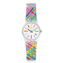 Swatch Damenuhr Lady Tadelakt LK389