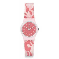Swatch Damenuhr Lady Camourose LP157