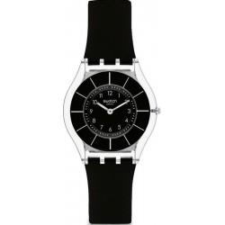 Kaufen Sie Swatch Damenuhr Skin Classic Black Classiness SFK361