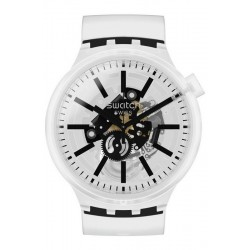 Swatch Uhr Big Bold Blackinjelly SO27E101