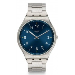 Swatch Herrenuhr Skin Irony Skin Suit Blue SS07S106G