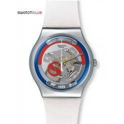 Swatch Club Unisexuhr New Gent This Is My World SUOZ195