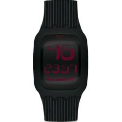 Kaufen Sie Swatch Herrenuhr Digital Touch Night SURB102