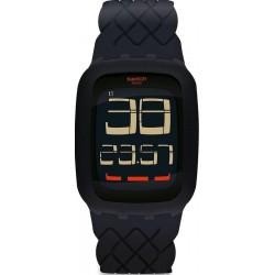 Kaufen Sie Swatch Herrenuhr Digital Touch Tress Code SURB121