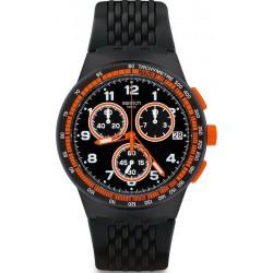 Kaufen Sie Swatch Herrenuhr Chrono Plastic Nerolino SUSB408 Chronograph