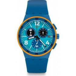 Kaufen Sie Swatch Unisexuhr Chrono Plastic Capanno SUSN413 Chronograph