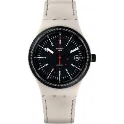 Kaufen Sie Swatch Unisexuhr Sistem51 Sistem Cream SUTM400 Automatik