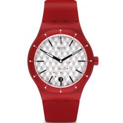 Kaufen Sie Swatch Unisexuhr Sistem51 Sistem Corrida SUTR403 Automatik