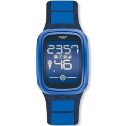 Kaufen Sie Swatch Unisexuhr Digital Touch Zero One Subzero SUVN101