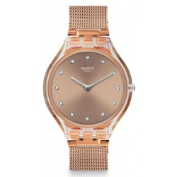 Swatch Damenuhr Skin Regular Skindesert SVOK107M
