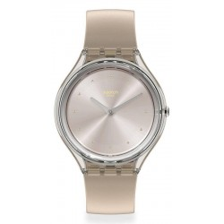 Swatch Damenuhr Skin Regular Skin Cloud SVOK109