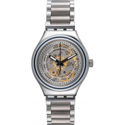 Swatch Herrenuhr Irony Automatic Uncle Charly YAS112G
