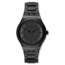 Kaufen Sie Swatch Herrenuhr Irony Sistem51 Sistem Dark YIB401G Automatik