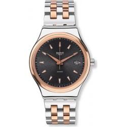 Kaufen Sie Swatch Herrenuhr Irony Sistem51 Sistem Tux YIS405G Automatik